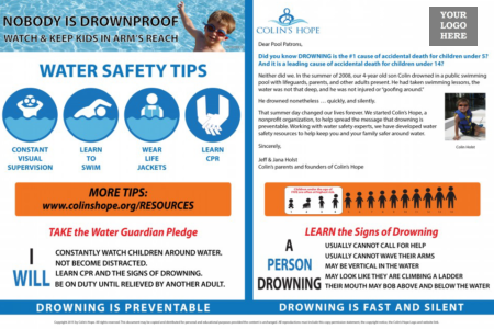 BuildASign Water Safety Signage